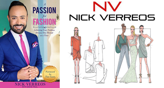 A passion for fashion book